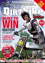 Classic Dirt Bike issue Issue 32 Autumn 2014