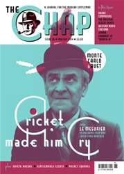 The Chap issue Aug/Sep 14