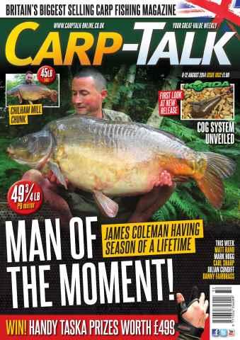 Carp-Talk issue 1032