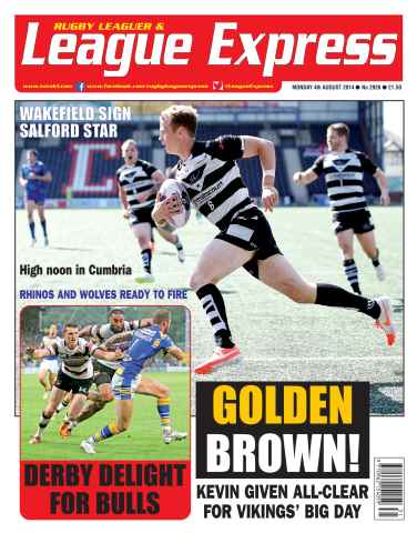 League Express issue 2926
