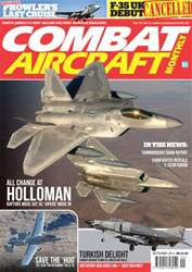 Combat Aircraft issue September 2014