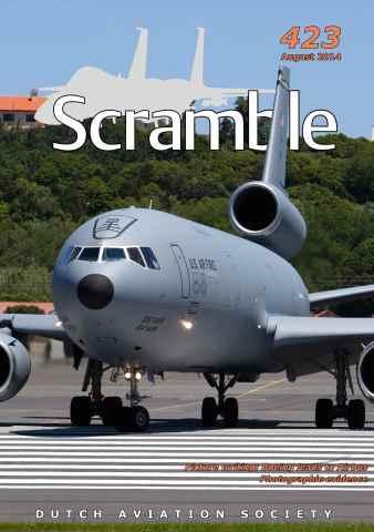 Scramble Magazine issue 423 - August 2014
