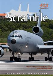 Scramble Magazine issue 423 - August 2014