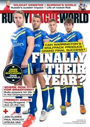 Rugby League World issue 401