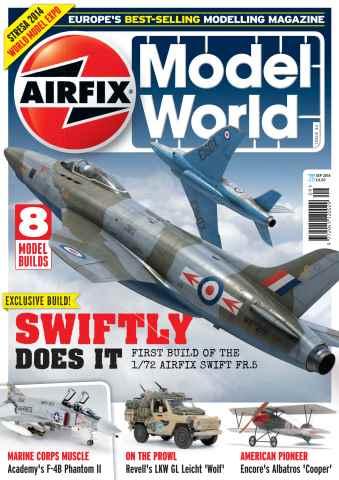 Airfix Model World issue September 2014