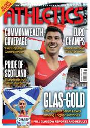 Athletics Weekly issue 07/08/2014