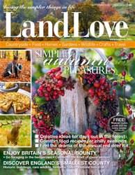 LandLove Magazine issue September-October 2014