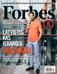 Forbes Augusts '14 issue Forbes Augusts '14