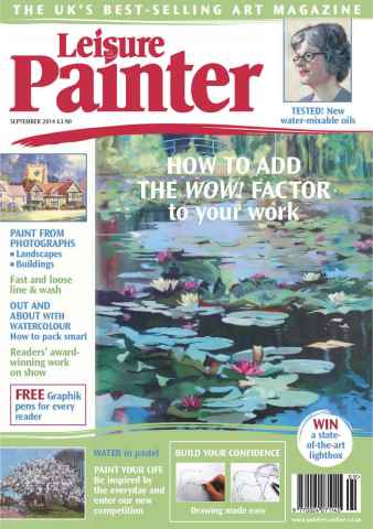 Leisure Painter issue Sep-14