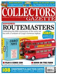 Collectors Gazette issue September 2014 Issue