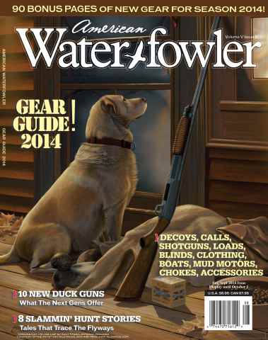 American Waterfowler issue Volume V, Issue III
