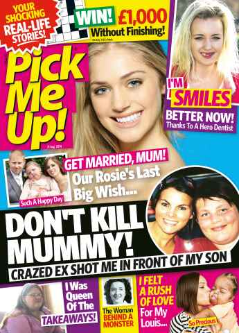Pick Me Up issue 21st August 2014