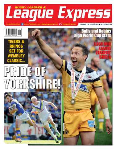 League Express issue 2927