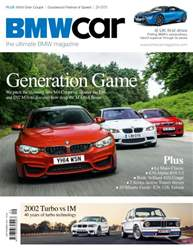 BMW Car issue September 14