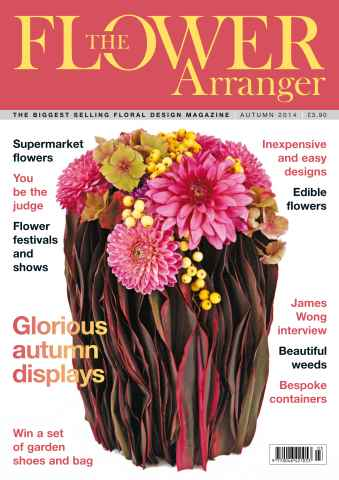 The Flower Arranger issue Autumn-14