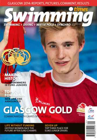Swimming Times issue September 14