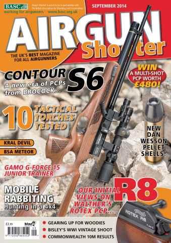 Airgun Shooter issue September 2014