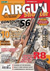 Airgun Shooter issue September 2014