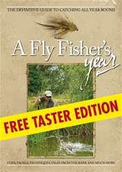 Total FlyFisher issue A Fly Fisher's Year - FREE TASTER EDITION