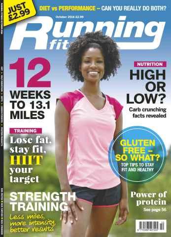 Running Fitness issue No.168 Strength Training