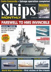Ships Monthly issue No.598 Farewell to HMS Invincible