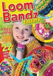 Making Jewellery issue Loom Bandz Factory