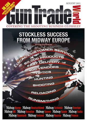 Gun Trade World issue August 2011