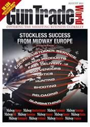 Gun Trade World issue August 2011