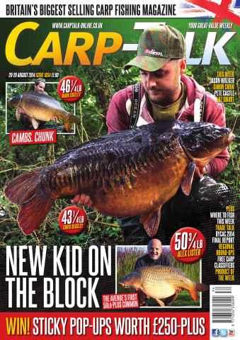Carp-Talk issue 1034