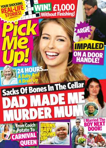 Pick Me Up issue 28th August 2014
