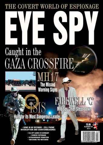 Eye Spy issue Issue 92