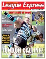 League Express issue 2928