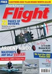 Quiet & Electric Flight Inter issue September 2014