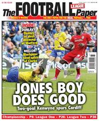 The Football League Paper issue 17th August 2014