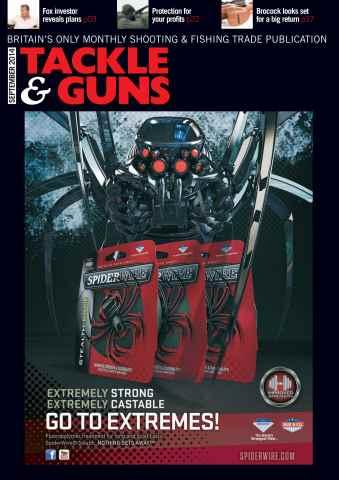 Tackle & Guns issue Sep-14