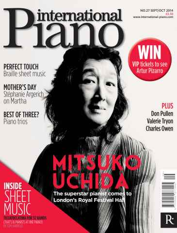International Piano issue Sept - Oct 2014