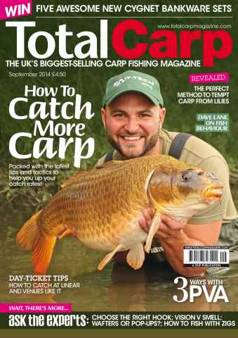 Total Carp issue Sep-14