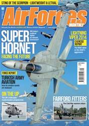 AirForces Monthly issue September 2014
