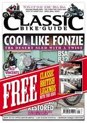 Classic Bike Guide issue September 2014