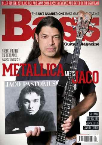 Bass Guitar issue 108 September 2014