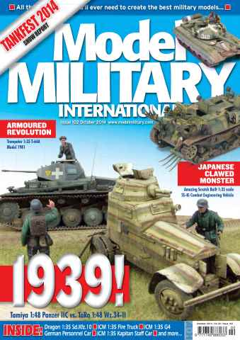 Model Military International issue 102
