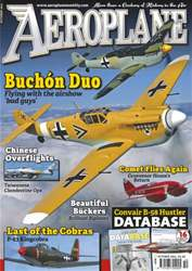 Aeroplane issue No.498 Buchon Duo