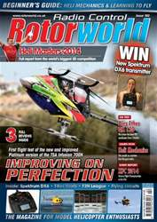Radio Control Rotor World issue Oct-14
