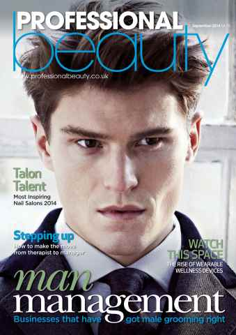Professional Beauty issue Professional Beauty September 2014