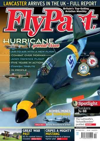 FlyPast issue October 2014