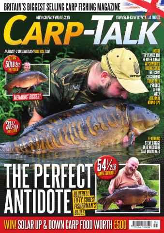 Carp-Talk issue 1035