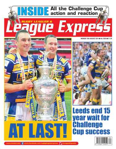 League Express issue 2929