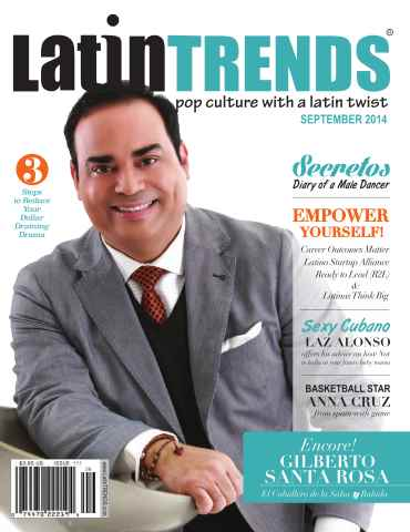 Latin Trends issue Issue 111