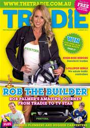 Tradie issue TRADIE Aug 2011