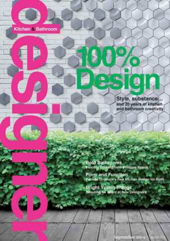 Designer Kitchen & Bathroom issue September 2014